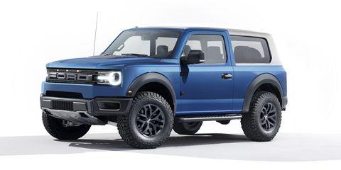 2021 Ford Bronco Review, Specs, Price - Carshighlight.com