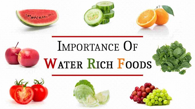 Water Rich Foods: If you want to avoid dehydration in summer, then take these 6 things