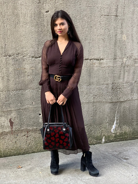 kelly fountain, gucci, new york fashion week, massimo duti