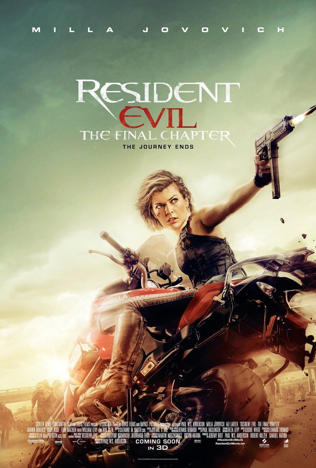 Baixar resident evil the final chapter ver7 xxlg Resident Evil 6: O Capítulo Final Dublado e Legendado Download