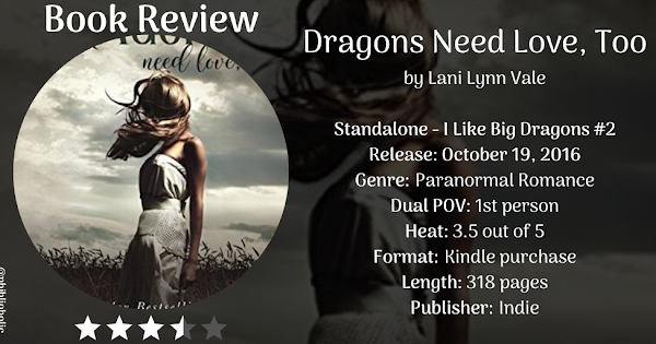 Dragons Need Love, Too by Lani Lynn Vale