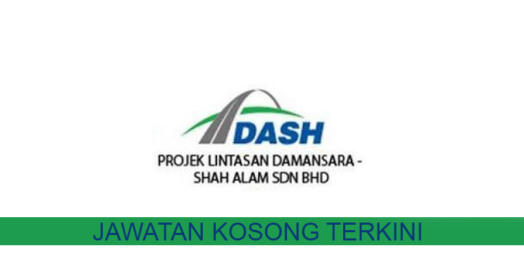 Kekosongan Terkini di Projek Lintasan Shah Alam Sdn Bhd