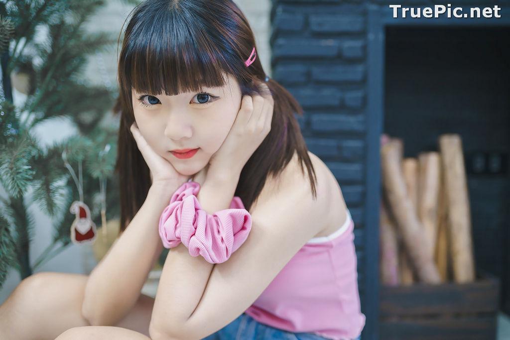 Image Thailand Model - Pakkhagee Arkornpattanakul - Lovely Pink - TruePic.net - Picture-8