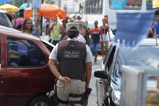Candidato a vice-prefeito é preso por tentativa de suborno a PMs