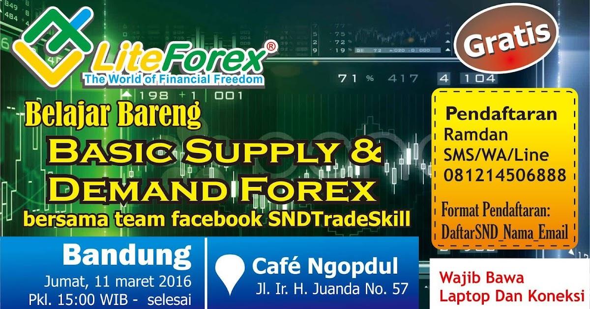 Pelatihan trading forex bandung