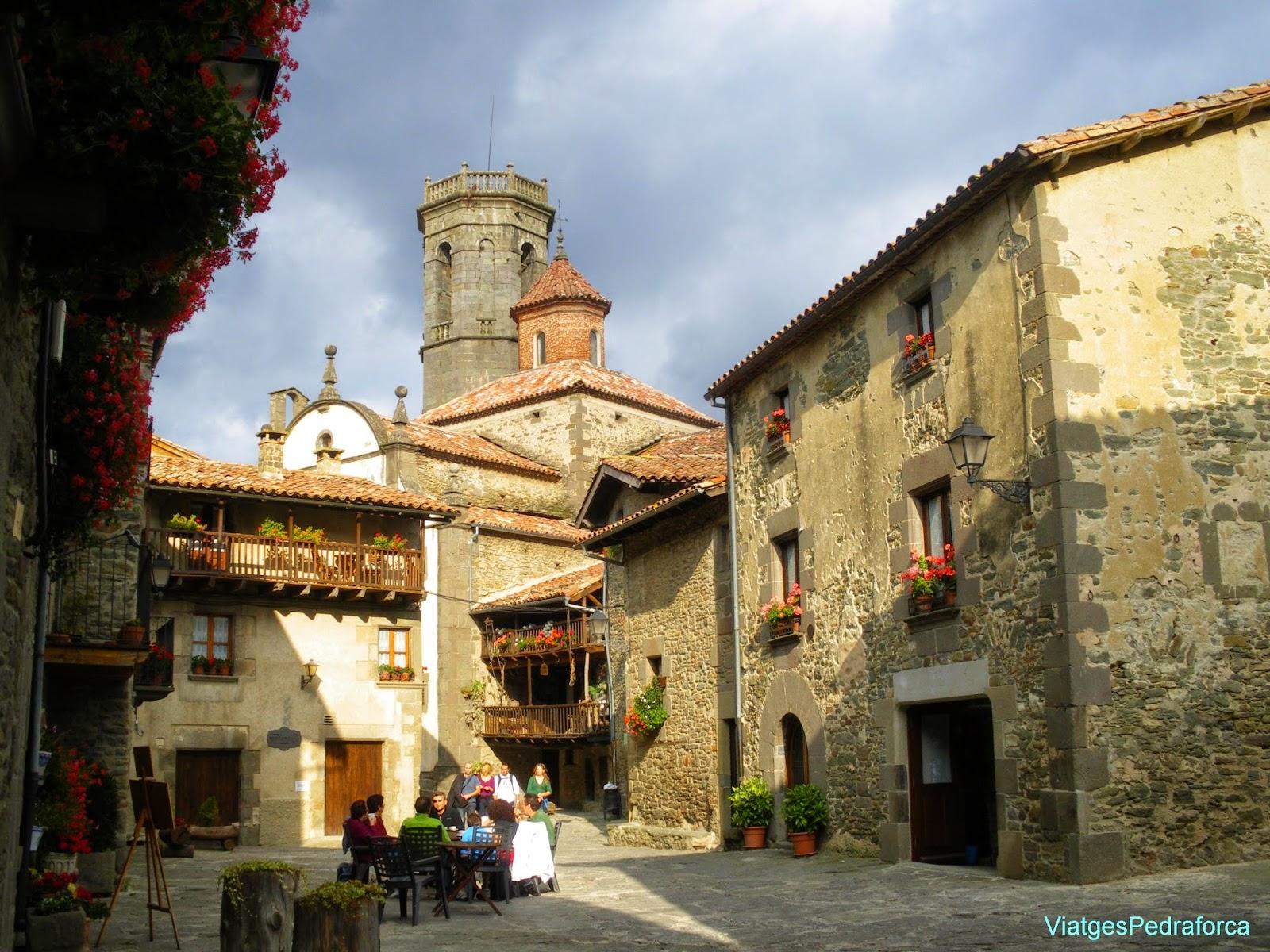 Rupit, Collsacabra, excursions d'un dia des de Barcelona