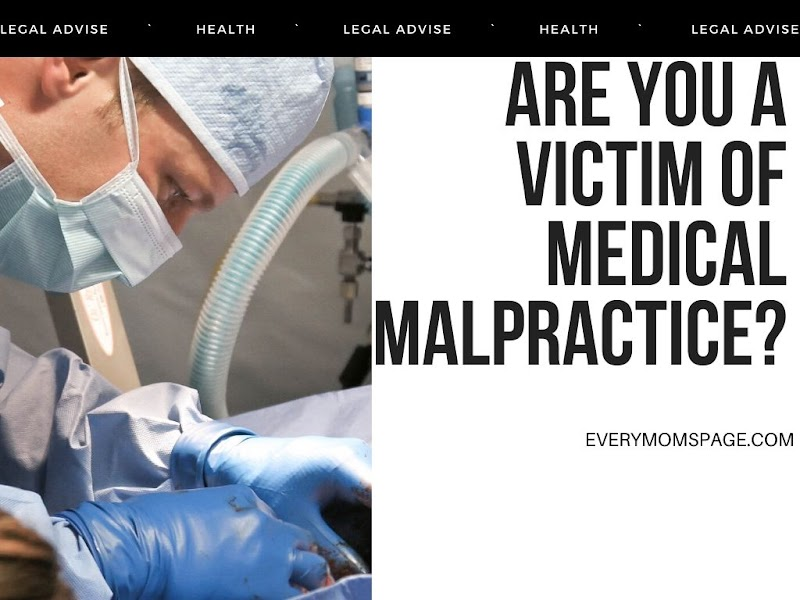 Are you a victim of medical malpractice? Discover your next steps here