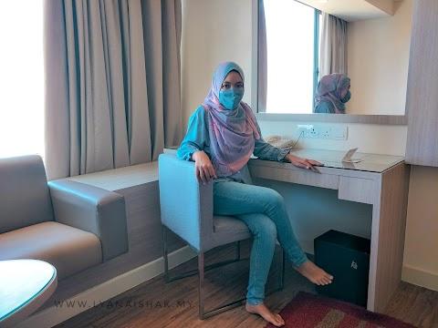 Pengginapan 2 Hari 1 Malam di Mercure Penang Beach Hotel