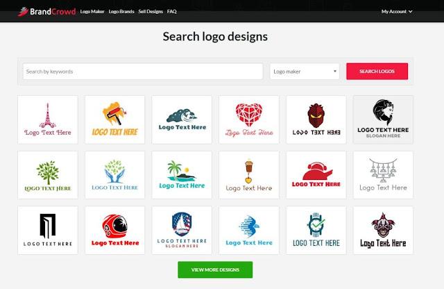 Pengalaman Mendapatkan Uang Dolar Dengan Menjual Logo Di Brandcrowd
