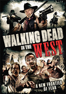 DVD & Blu-ray Release Report, Walking Dead in the West, Ralph Tribbey