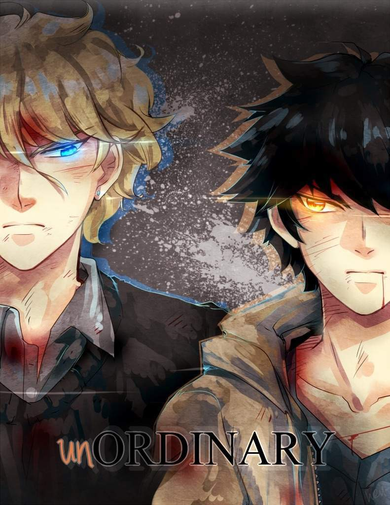 Webtoon UnOrdinary Bahasa Indonesia