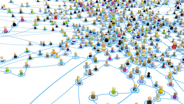 Why Social Networks Are The Keys To Good Networking