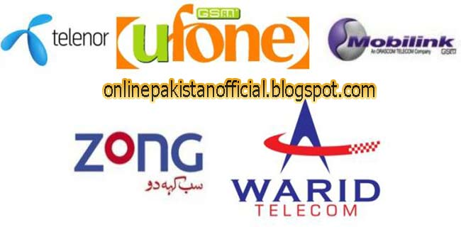 Jazz Ufone Warid Telenor Zong Check Sim Number Latest Updates
