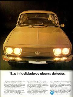propaganda Volkswagen Tl - 1972, propaganda Volkswagen - 1972, vw anos 70, carros Volkswagen década de 70, anos 70; carro antigo Volks, década de 70, Oswaldo Hernandez,