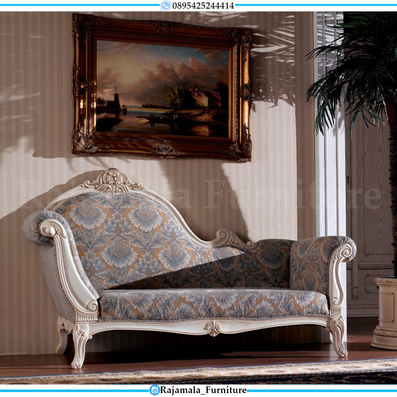 Desain Sofa Malas Mewah Luxury Carving Furniture Jepara RM-0186