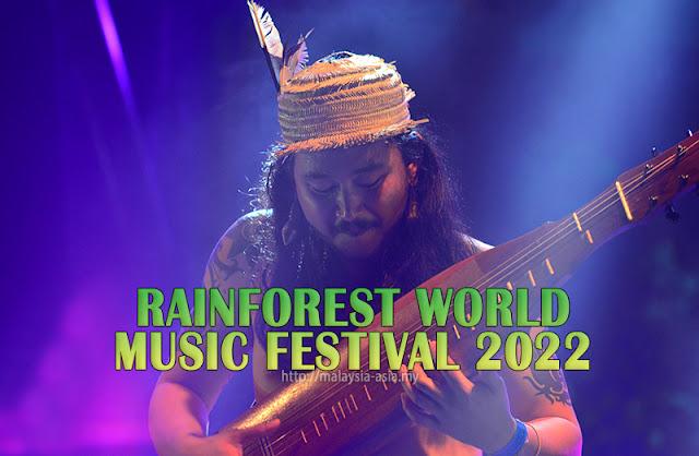 RWMF 2022 The 25th Edition Anniversary
