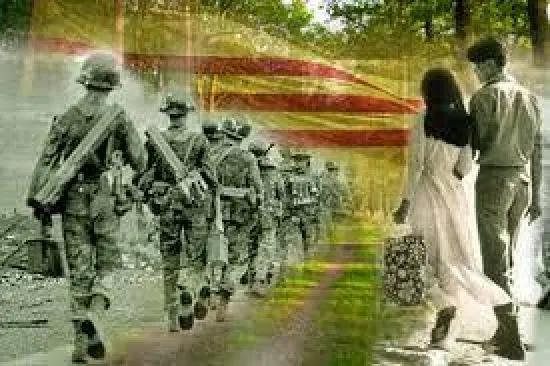 Nguyễn Huệ Hải Ngoại: Chuyện Tình Thời Chiến