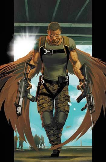 Halcón (Falcon) De Marvel Comics