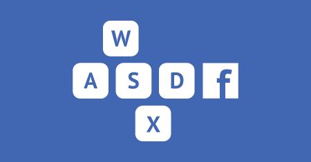 Cara Facebook-An Hanya Dengan Keyboard