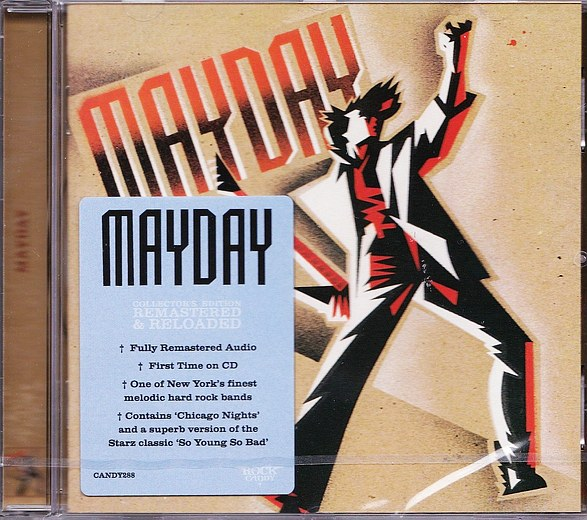MAYDAY - Mayday [Rock Candy remastered / First Time on CD] (2016) full