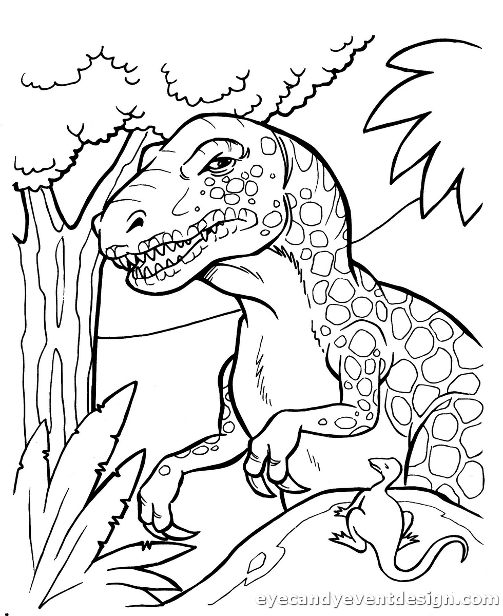Dinosaurier Bilder Zum Ausdrucken