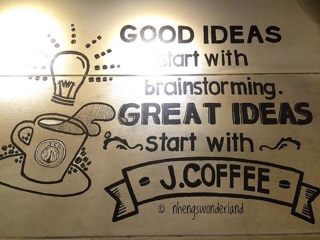 SM City East Ortigas J.CO's New Lifestyle Cafe