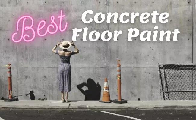 Best Concrete Floor Paint For Basemaent