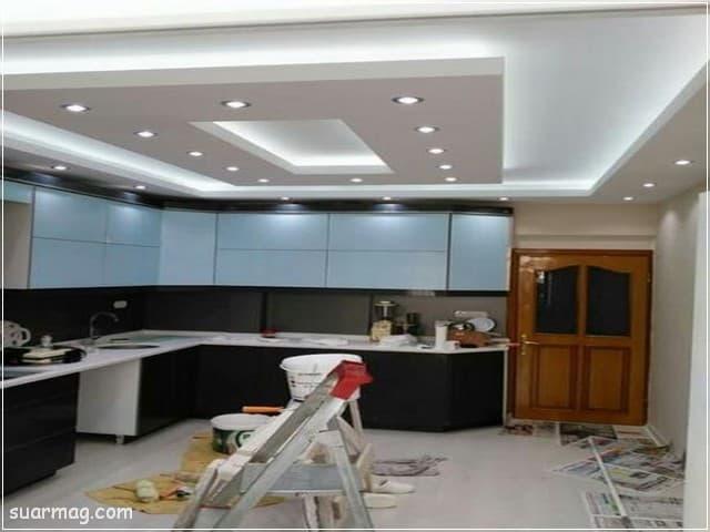 جبس بورد مطابخ 2   Kitchen Gypsum Designs 2