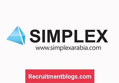Simplex CNC 2021 Summer Internship