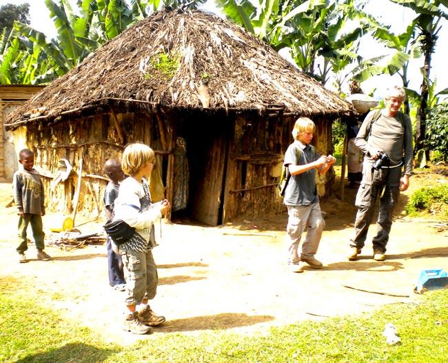 Engaresero Cultural Tourism - Africa Natural Tours : Tour