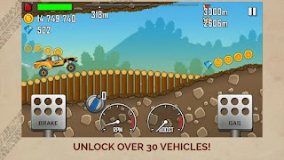 hill climb racing mod apk unlimited money and fuel ios