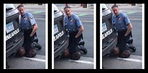Brutal, George Floyd Tewas Diinjak Polisi, Picu Kemarahan Seantero Amerika dan Dunia