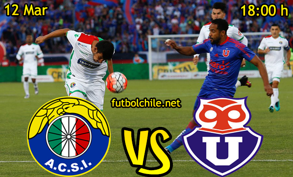 Ver stream hd youtube facebook movil android ios iphone table ipad windows mac linux resultado en vivo, online: Audax Italiano vs Universidad de Chile