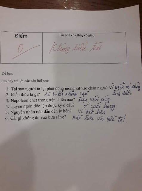 Sự khác biệt giữa giáo dục Việt Nam và Mỹ? - đừng bao giờ so sánh mình với người khác