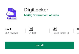DigiLocker: No Paper Store Your Document Online With DigiLocker