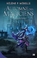 Couverture du livre L'automne des magiciens de Hélène Mérelle