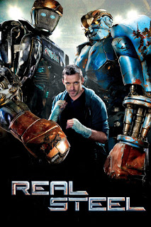 Download Film Real Steel (2011)  BluRay Subtitle Indo