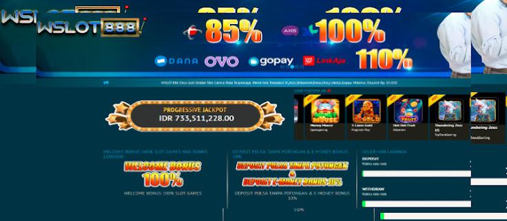 Wslot888 Bandar Judi Casino Online Deposit Pulsa Tanpa Potongan Perfil Red Innpulso Foro