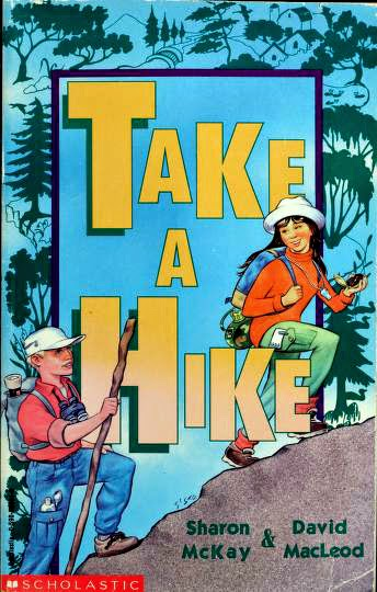 Take a Hike by Sharon McKay