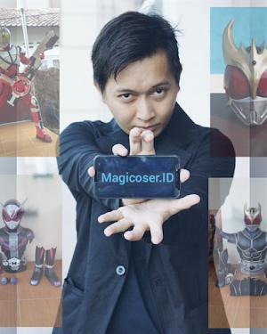 Indra Montera - Magicoser.ID