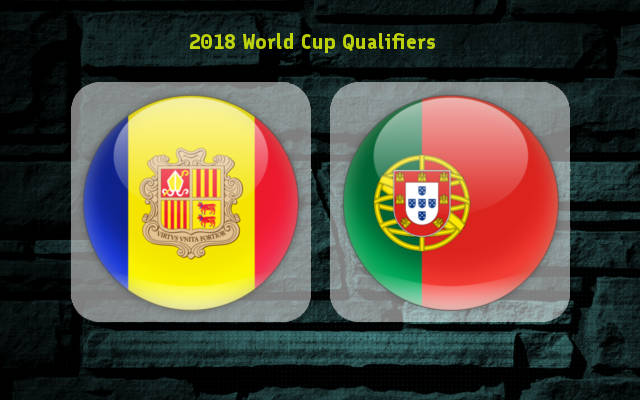 Andorra vs Portugal Full Match & Highlights 7 October 2017