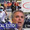 """""""Marrano en cuatrimoto"""" búsqueda de Google da como resultado fotos del presidente Duque"""