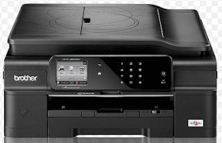 Brother MFC-J870DW Printer Driver Software Download