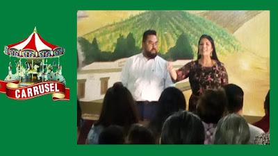 Rosario Quintero y Jesus Guadalupe Morales