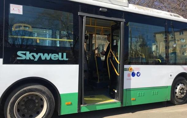 Китайці мають намір виробляти електробуси в Україні