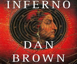 جحيم – Inferno رواية الكاتب الأمريكي دان براون كتاب روايات اقتباسات سينوغرافيا