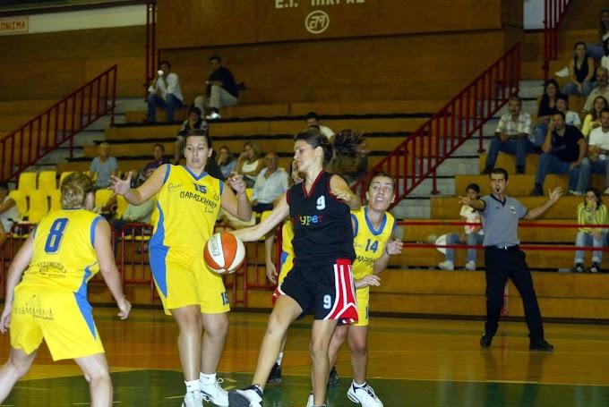 Ρετρό: Φωτορεπορτάζ από τον αγώνα Παναθλητικός-ΑΕ Πυλαίας για την Α΄ ΕΚΑΣΘ γυναικών την περίοδο 2005-2006