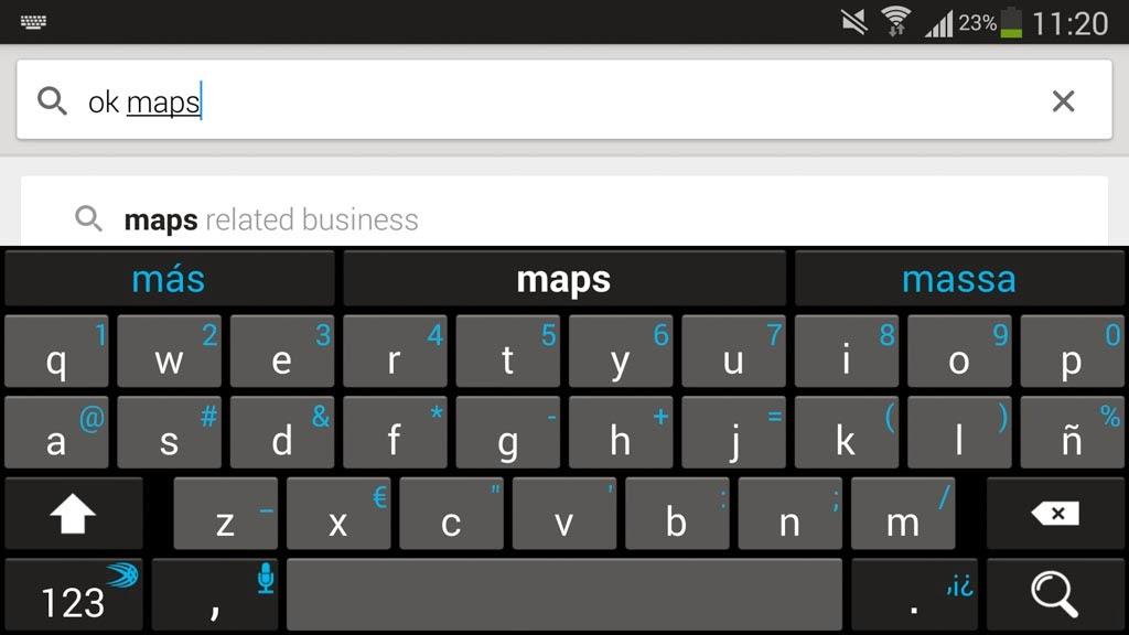 Guardar Mapas offline Google Maps