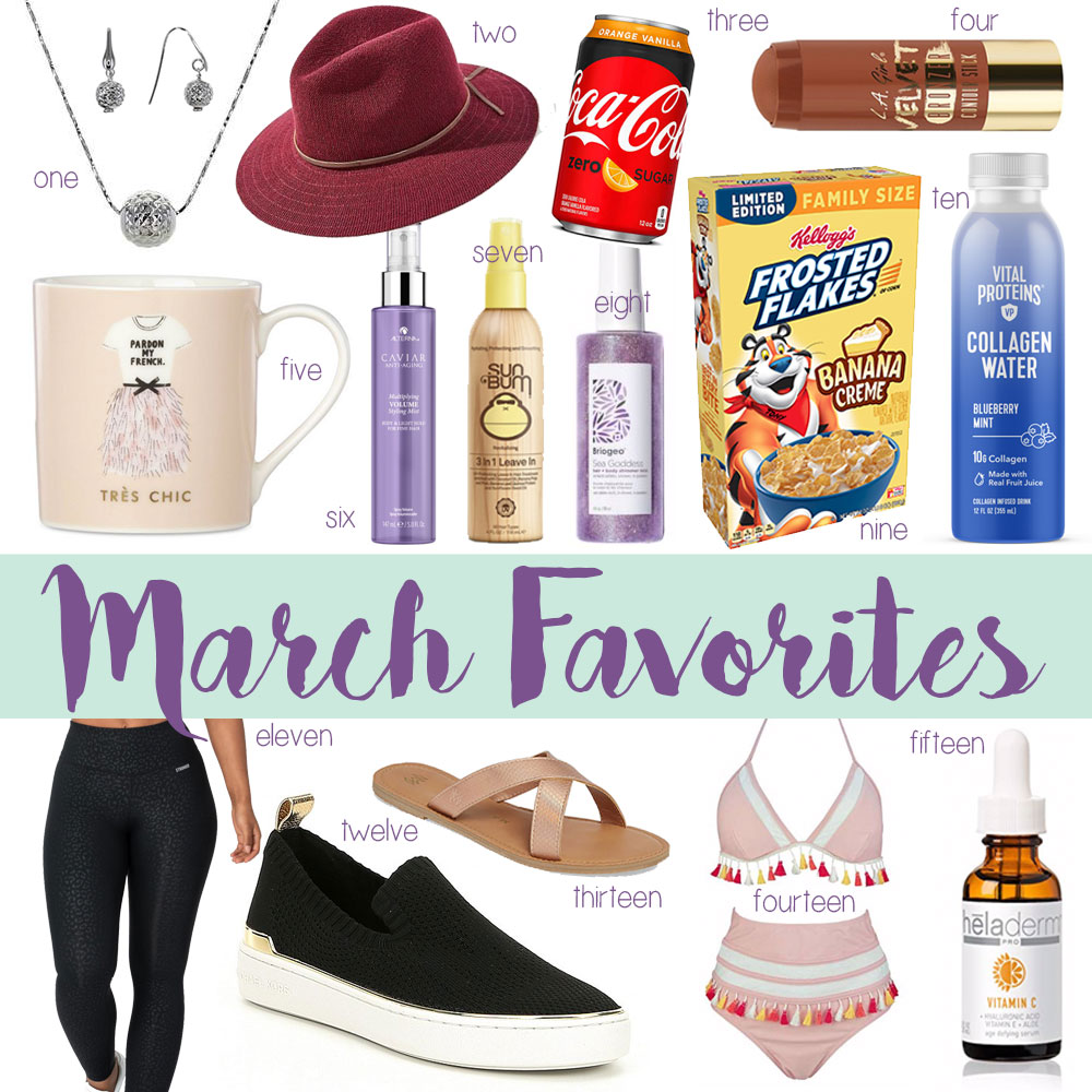 Amanda Martin's Top Picks for March