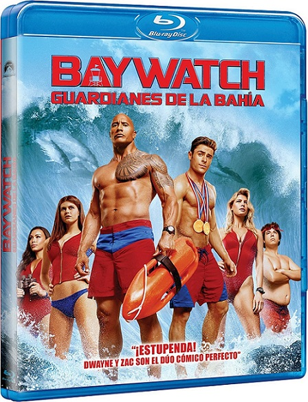 Baywatch: Guardianes de la Bahía UNRATED (2017) 720p y 1080p BDRip mkv Dual Audio AC3 5.1 ch